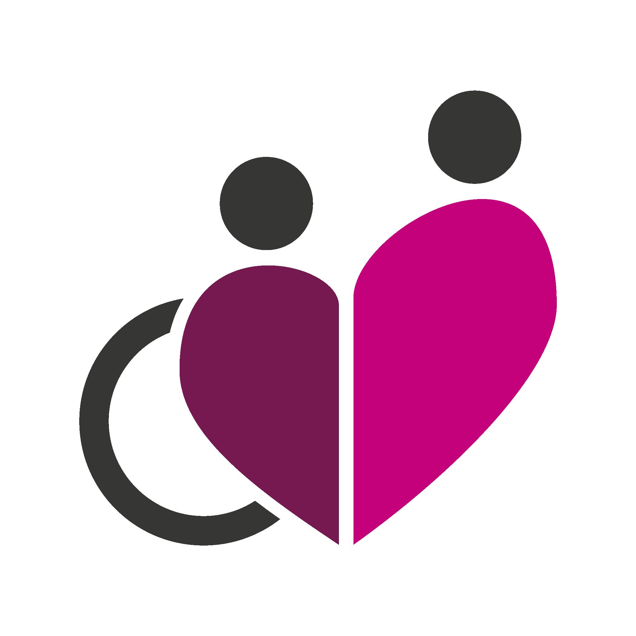Salon Amours Et Handicaps Symbole couleur